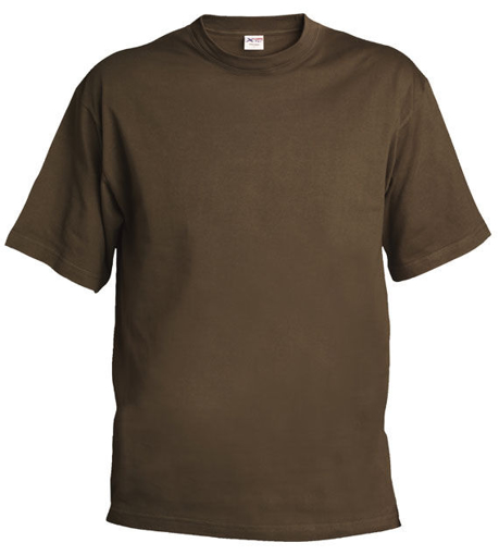 Obrázok z Pánské tričko 160 čokoládová