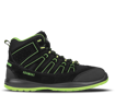 Obrázok z Adamant ALEGRO S1P ESD Green High Pracovná členková obuv