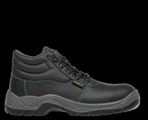 Obrázok z Adamant CLASSIC S1P High Pracovná členková obuv
