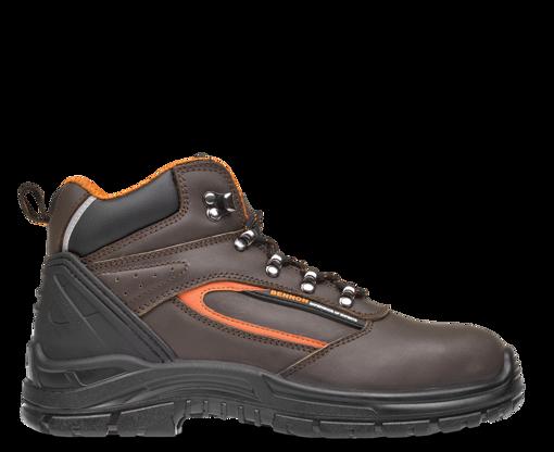 Obrázok z Bennon FARMIS S3 High Pracovná členková obuv