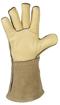 Obrázok z WELDER PROFI 4 Pracovné zváračské rukavice