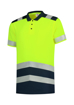Obrázok z TRICORP T20 Poloshirt High Vis Bicolor Polokošile unisex