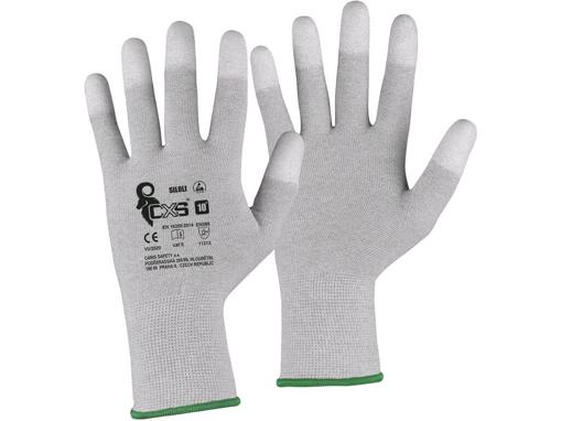 Obrázok z CXS SILOLI Pracovné rukavice antistatické